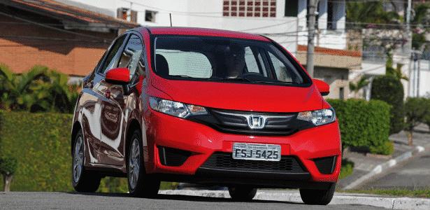 Honda Fit LX CVT - Murilo Góes/UOL - Murilo Góes/UOL