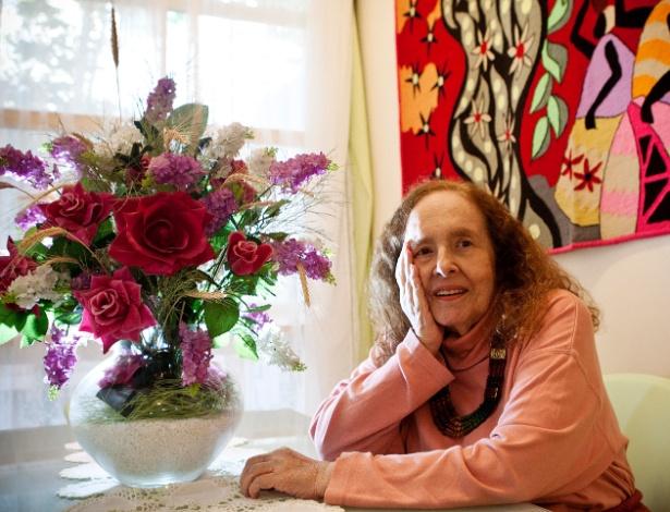 Rose Marie Muraro morreu aos 83 anos - Eduardo Knapp/Folhapress