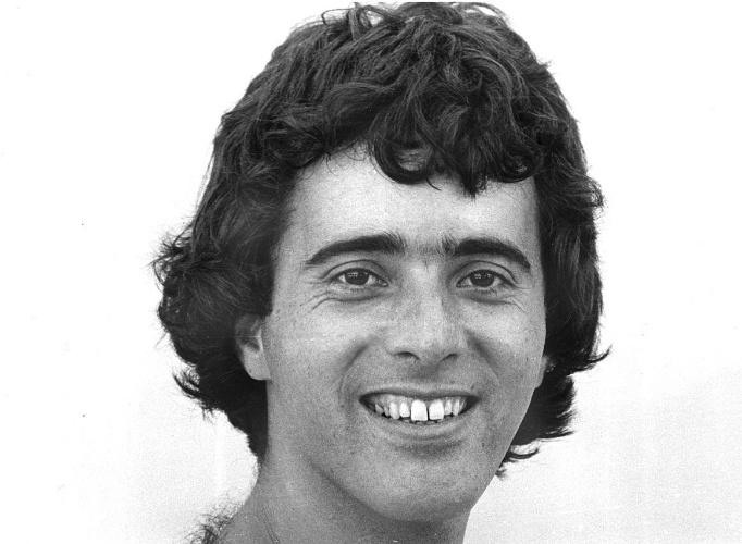 "1979 - O ator Tony Ramos na novela da Rede Globo ""Pai Herói"""