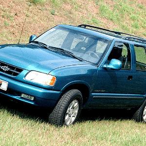 Chevrolet Blazer 1995 - Divulgação