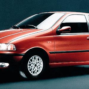 Fiat Palio 1996 - Divulgação