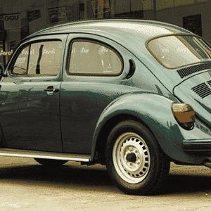 Volkswagen Fusca Série Ouro - Divulgação