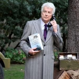 O escritor galês Ken Follett - Divulgação