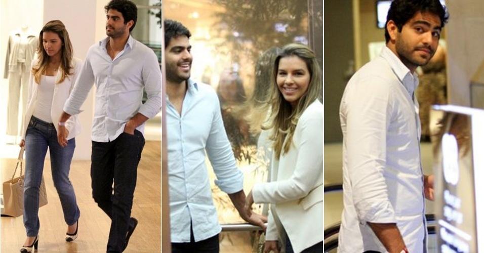 25.jun.2014 - Mariana Rios foi clicada passeando de mãos dadas com o namorado, o empresário Patrick Afonso Bulus