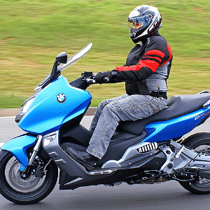 BMW C 600 Sport - Mario Villaescusa/Infomoto