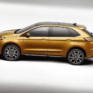 Ford Edge 2015 - Divulgação