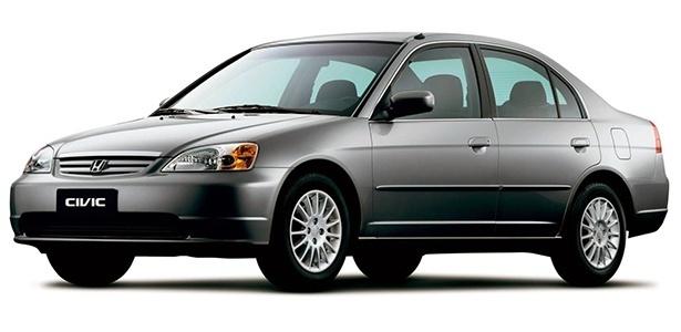 Civic 2003 a 2004 está entre modelos afetados em mais um recall de airbags -