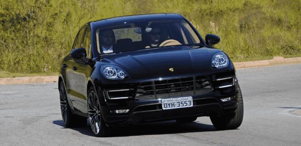 Macan é o Porsche mais vendido do mundo atualmente, mas marca quer ampliar portfólio - Murilo Góes/UOL - Murilo Góes/UOL