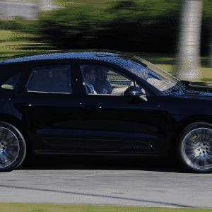 Porsche Macan Turbo - Murilo Góes/UOL