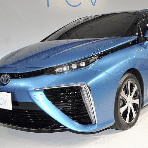 Toyota FCV - Christopher Jue/EFE