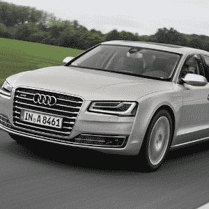 Audi A8L 4.0 TFSI - Divulgação