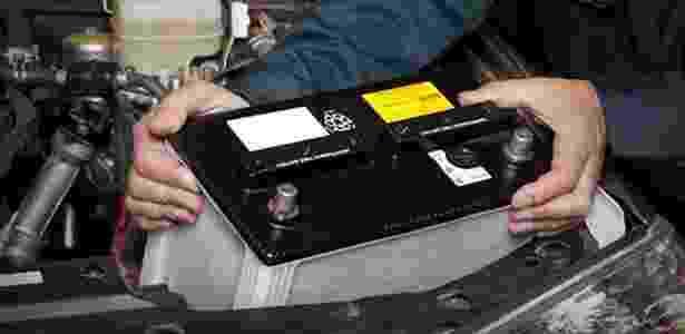 Bateria de carro - Divulgação - Divulgação