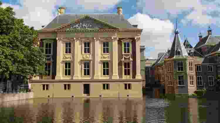"""Casa da """"Moça com Brinco de Pérola"""", o museu Mauritshuis ficam em um dos locais mais lindos da cidade de Haia, na Holanda - Divulgação/Mauritshuis - Divulgação/Mauritshuis"""