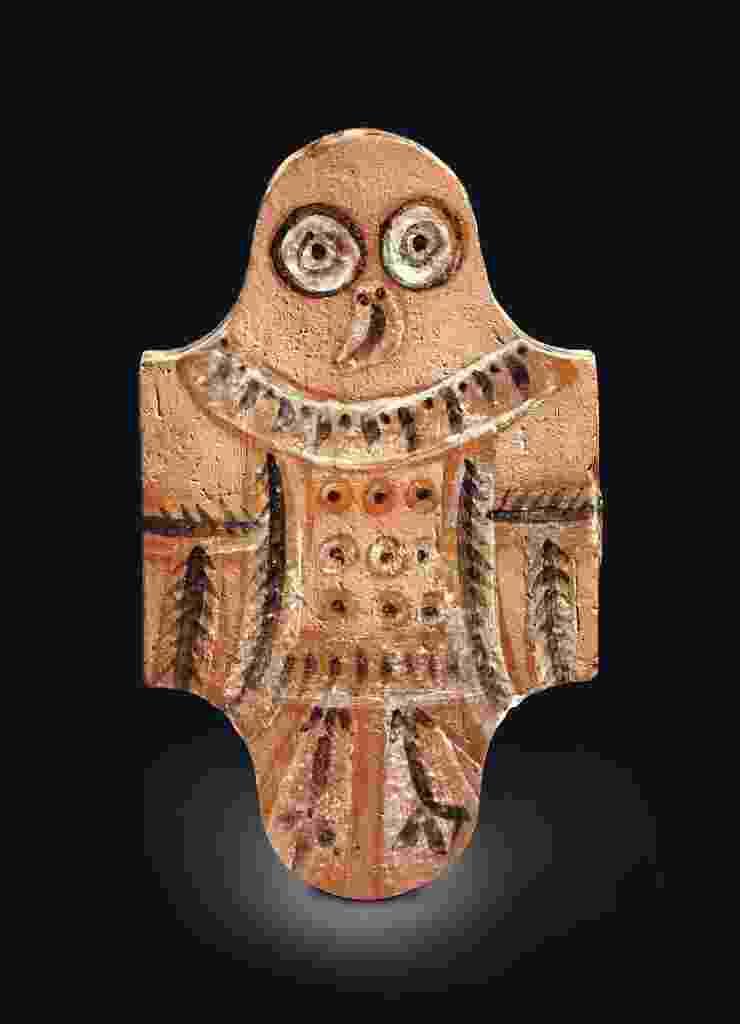 Cerâmica do pintor espanhol Pablo Picasso - EFE