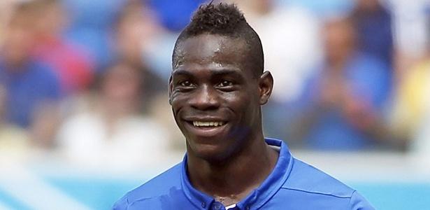 Balotelli jogou a última Euro pela Itália