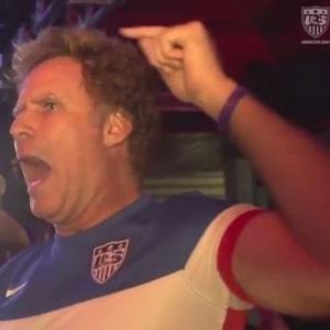 Will Ferrell agita torcedores americanos em bar no Recife