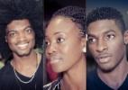 Beleza afro: na Angola Fashion Week, convidados exibem looks exuberantes - Patricia Araújo/UOL