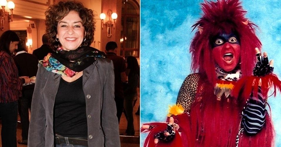 A atriz Patrícia Gasppar, que interpretou a Caipora em Castelo Rá-Tim Bum, continuou atuando na TV e no teatro depois do fim da série