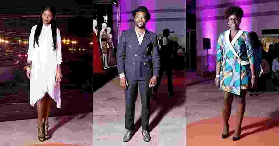 A semana de moda de Angola aconteceu entre os dias 26 e 28 de junho, no espaço Paz Flor, em Luanda, e reuniu fashionistas africanos - e do resto do mundo - que mostraram estilo autêntico, que mistura contemporaneidade com tradição. A seguir, veja os looks do público - Patricia Araújo/UOL