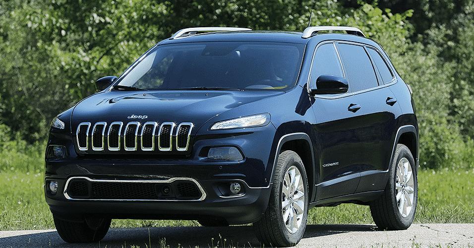 Jeep Cherokee Limited - Divulgação
