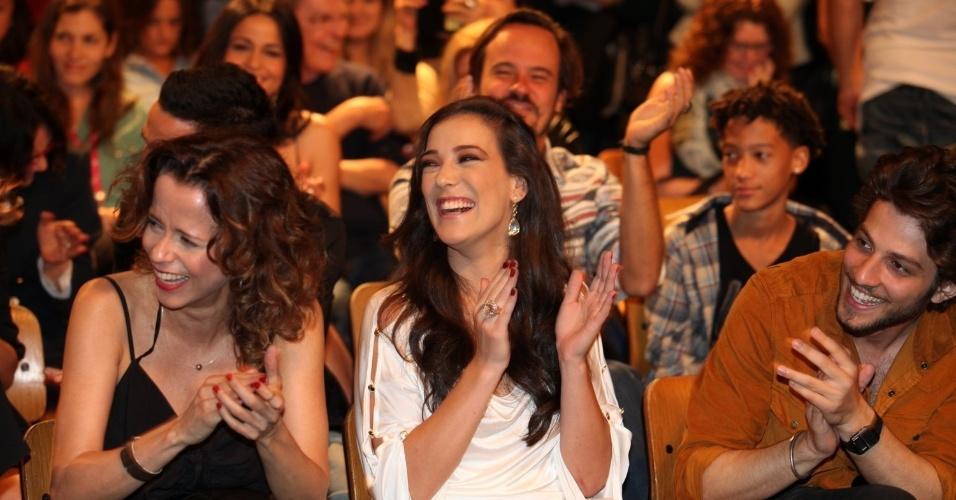 """1.jul.2014 - Atriz Adriana Birolli será Maria Marta na primeira fase de """"Império"""". A segunda fase da personagem será interpretada por Lília Cabral"""