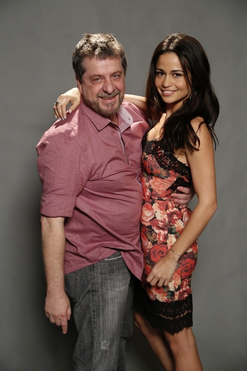 """1.jul.2014 - Nanda Costa dará vida a Tuane e será casada com um homem bem mais velho do que ela, interpretado pelo ator Flávio Galvão (na imagem), na novela """"Império"""""""