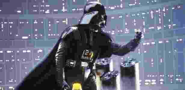 """Darth Vader em """"O Império Contra-Ataca"""" - Reprodução - Reprodução"""