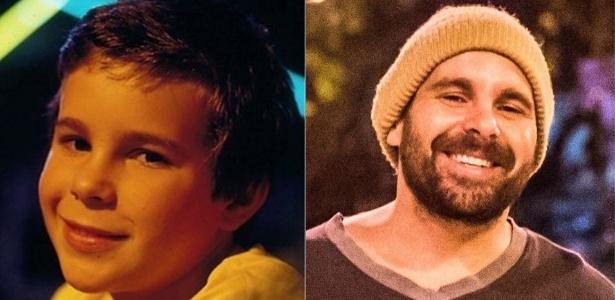"""Jonas Torres em 'Armação Ilimitada"""" e 26 anos depois, prestes a estrear na novela """"Império"""""""