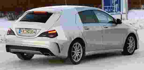 Mercedes CLA Shooting Brake terá visual inspirado na CLA Shooting Brake - Autoexpress - Autoexpress
