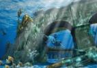 Dubai planeja ter o maior parque temático submarino do mundo - Divulgação/Reef Worlds