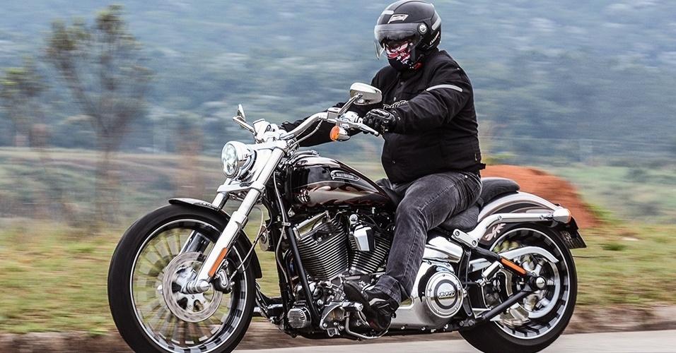 Harley-Davidson CVO Breakout 2014