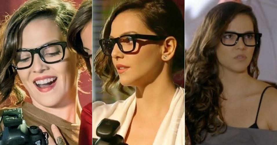 4b3d39a66 Veja 25 óculos de grau semelhantes aos de Marina da novela