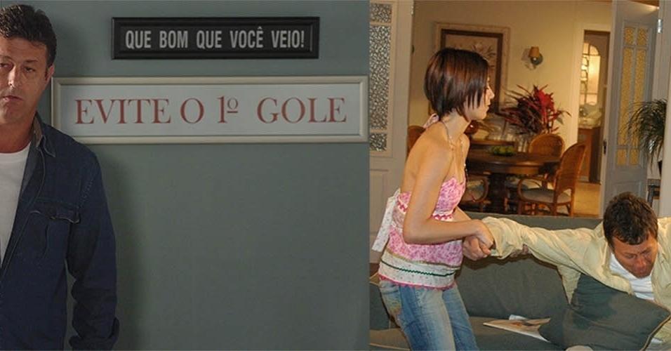 Relembre os alcoólatras da TV brasileira