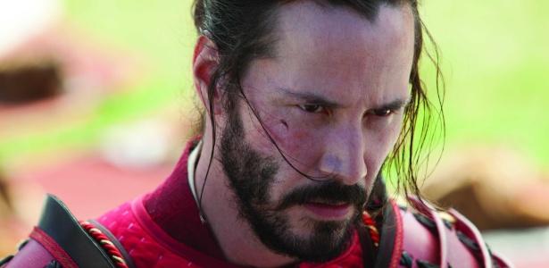 O ator Keanu Reeves teve a mansão invadida