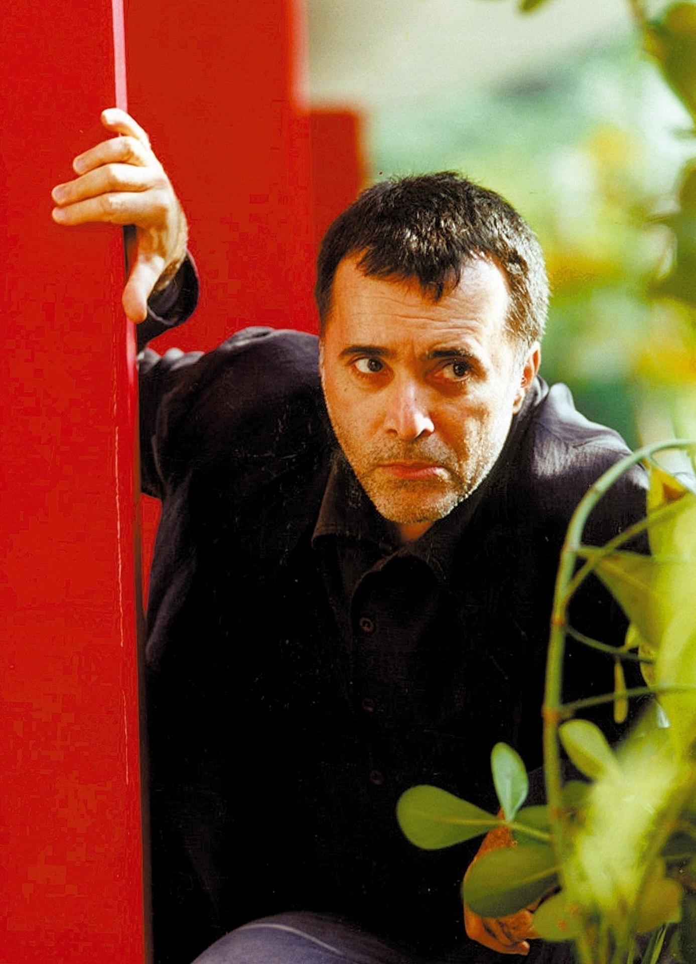 O ator Tony Ramos como José Clementino em cena da novela