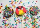 Veja como fazer pirulitos de chocolate confeitados para as festas infantis - Leonardo Soares/UOL