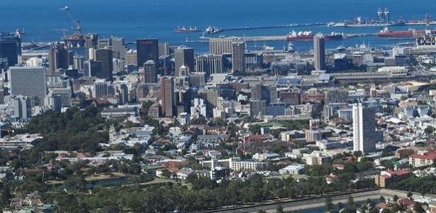 Um quarto das principais cidades do mundo enfrentará problemas hídricos, como acontece com a Cidade do Cabo, na África do Sul