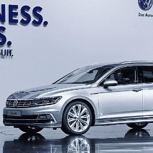 Volkswagen Passat Variant - Thomas Peter/Reuters