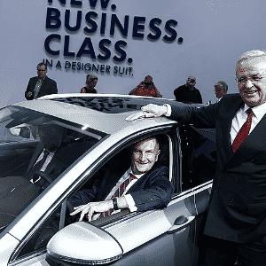 Volkswagen Passat - Thomas Peter/Reuters
