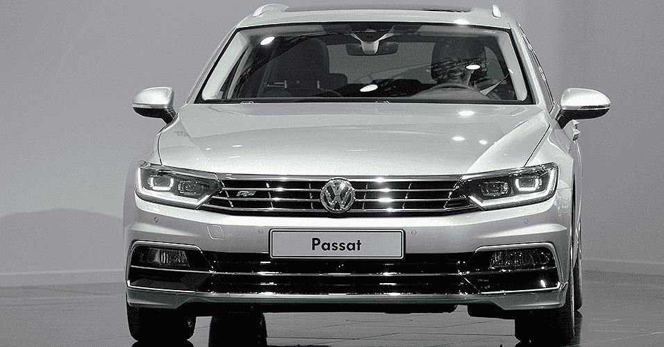 Volkswagen Passat - Ralf Hirscherberger/EFE
