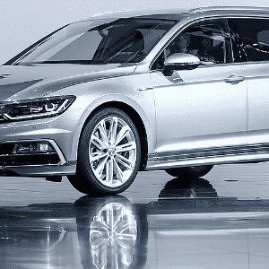 Volkswagen Passat Variant R - Thomas Peter/Reuters