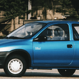 Chevrolet Corsa Wind Brasil primeira geração - Divulgação
