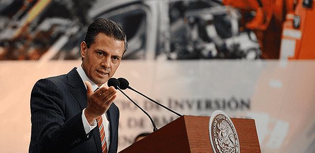 AFP/Presidência do México