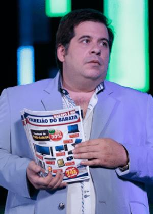 """Leandro Hassum é Barata em """"Geração Brasil"""", sua primeira novela"""