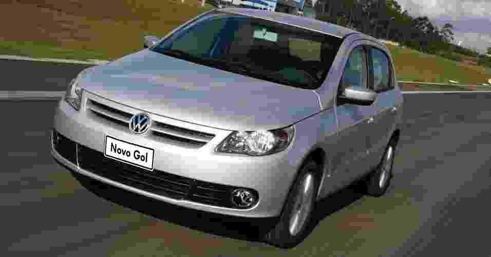 Volkswagen Gol G5 - Divulgação