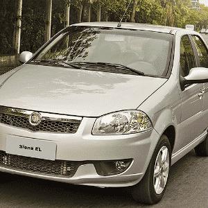 Fiat Siena EL - Divulgação
