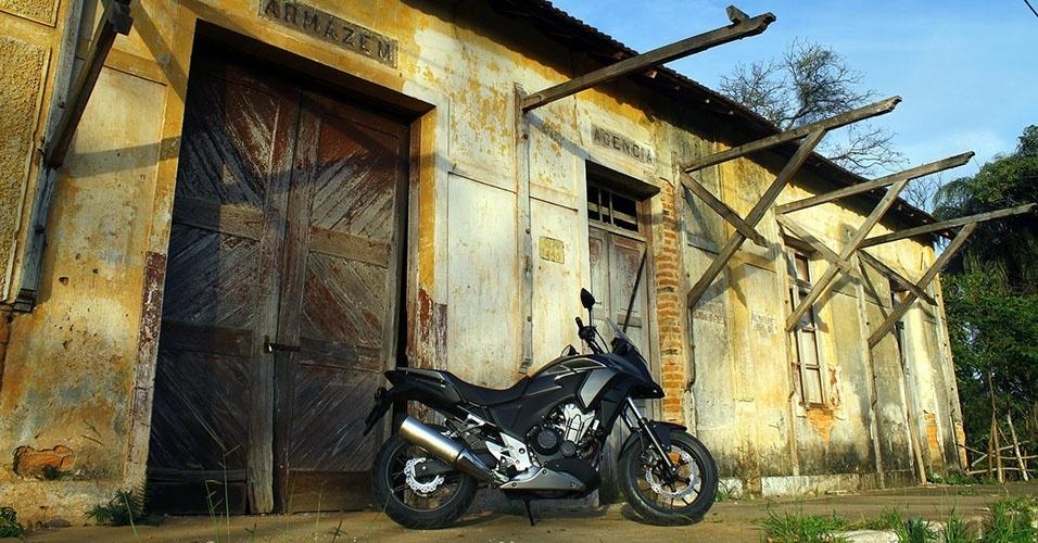 Honda CB 500X em Tiradentes (MG)