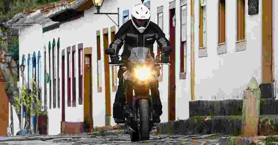 Honda CB 500X em Tiradentes (MG) - Mario Villaescusa/Infomoto