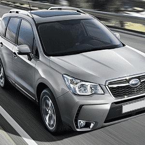 Subaru Forester 2.0 CVT - Divulgação