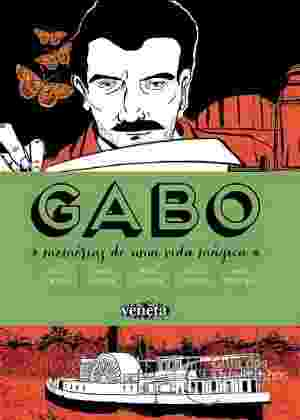 """Capa de """"Gabo: Memórias de uma Vida Mágica"""" - Reprodução"""